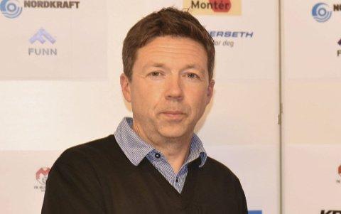 DAGLIG LEDER: Frank Aanes Andersen, Mjølner.