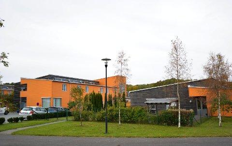 VARMT: I forrige uke var det hett for både ansatte og pasienter på Borre sykehjem.