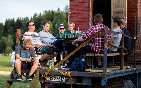Bygdeungdomslagets landsstevne på Jørstadmoen 2017.