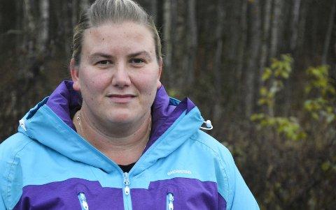 Kine Åssveen måtte teste seg, for å få lov til å komme tilbake i jobben i barnehagen.