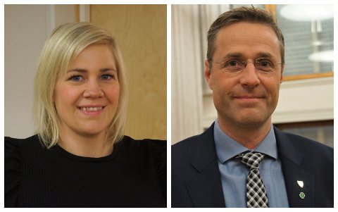 GRINA INN FOR ENSRUD: Lunner Senterparti foreslår at Marthe Grina velges som varaordfører i Andreas Ensruds studiefravær.