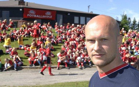 BLANDEDE FØLELSER: Joacim Jonsson innrømmer at han har følelser for både Kvik og FFK.arkivfoto: Stein Johnsen
