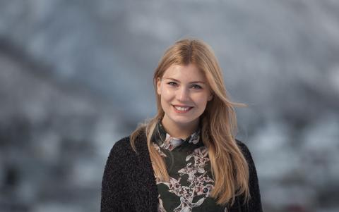 25 NYE ARBEIDSPLASSER: Marianne Haukland fra Alta Høyre, mener det er viktig å poengtere at hvis forslaget om å overføre kommunale skatteoppgaver til staten går gjennom, vil det gi 25 nye statlige arbeidsplasser.