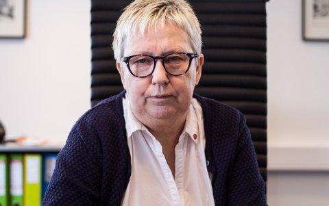 ALVORLIG: Ordfører i Vadsø kommune, Wenche Pedersen, frykter det er høy skjult smitte i befolkningen.