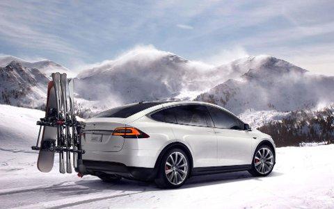 Tesla Model X er kanskje det fremste eksempelet på hvordan elbilbølgen har endret bilmarkedet i Norge. Aldri før har en så kostbar bil solgt i så store antall her til lands.