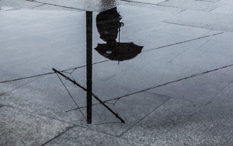 Oktober har vært en våt måned på Østlandet.