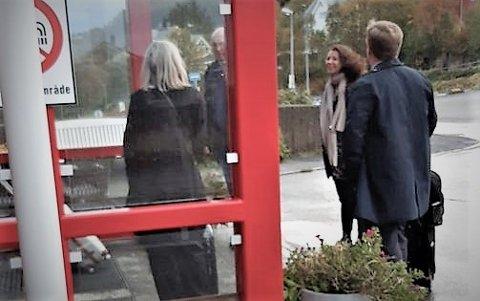 Helsetilsynet er på besøk ved Helgelandssykehuset i dag onsdag.  Bakgrunnen er tilsyn ved Babcock Flyambulansetjeneste.