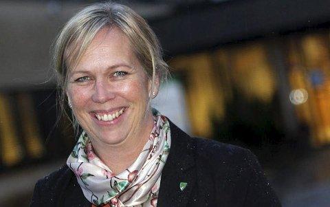 Ordfører? Arbeiderpartiets Elin Gran Weggesrud.