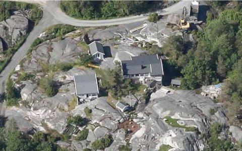 VILLE RIVE: Samtlige bygninger ble søkt revet og erstattet.