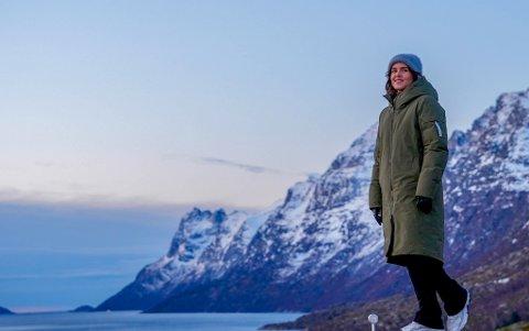 Karen Anna Kleppe kjem no til å trivast endå betre oppe i nord, nærare bestemt i jobben som TV 2-reporter stasjonert i Tromsø.