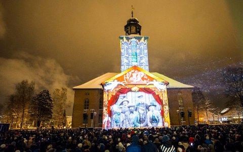 GENERALPRØVEN: Jubelåret 2014i Kongsberg, ga gode erfaringer som kommunen vil bygge videre på fram mot 400 års-jubileet.