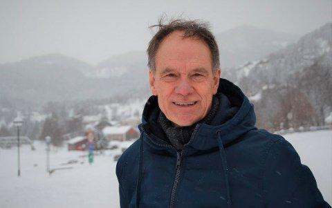 Jan Gaute Bjerke ser fram til møtet på Rødberg hotell 9. januar. Det kan være starten på fremtidig boligutbygging, og dermed tilflytting, for Nore og Uvdal kommune.