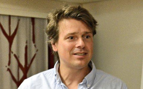 FOREDRAGSHOLDER: Øystein Morten kommer til Lågdalsmuseet for å holde foredrag 21. januar.