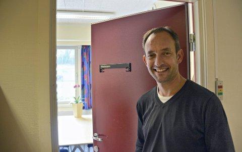 Tidligere var Alexander Ytteborg rådmann i Nore og Uvdal kommune.