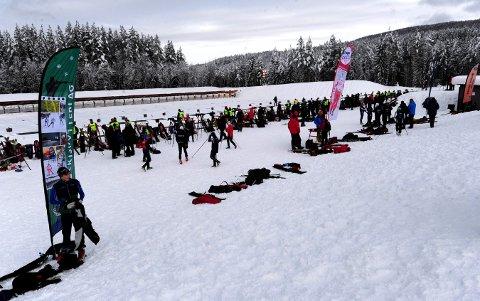UTSATT: Går alt etter planen skal Svene IL og IL Bevern arrangere buskerudcup i skiskyting på Stevnngsmogen 27. og 28. februar.