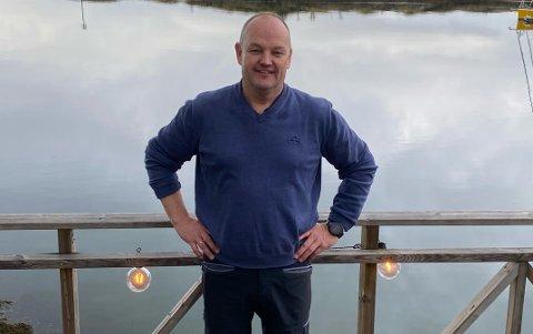 Ser fremover: Espen Svartsund har begynt å forberede seg på tilværelsen som pensonist. Nå har han opprettet eget foretak.