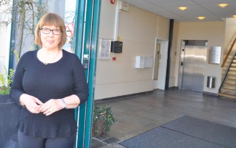 PLASS TIL FLERE: Daglig leder Hilde Strømme i Lister Kompetanse er overrasket over at ikke fagskoletilbudet i Lister er fylt opp.