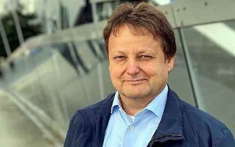 TROR PÅ LØSNING: Jan Gunnar Mathisen er i gjeldsforhandlinger, men tror ting vil ordne seg.
