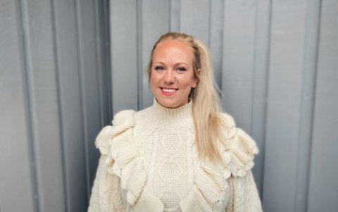 Malin Øveraas Andersen ser fram til å kunne arrangere fysiske treff for markedsførere i tiden fremover.