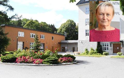 Sissel Guri Napsøy Larsen (56) trener fast ved Treningspoliklinikken ved St. Olav på Østmarka. For henne er det å ha noe å gå til, helt avgjørende i livet.