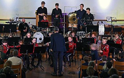 Nordstrandskolenes Musikkorps