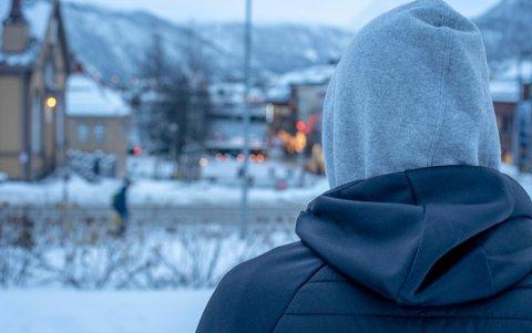 I AVHØR: Nordlys møtte 25-åringen i forrige uke. I helgen var han i avhør hos politiet.