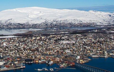 BYFEST: Det planlegges stor byfest i juni. Både Tromsø kommune og MSM feirer år.