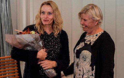 ROLLENE SNUS: Som ordfører har Guri Bråthen (t.v.) vært rådmann Aslaug Dæhlens sjef i fire år. Fra 17. oktober snus rollene, da Bråthen vender tilbake til stilling i hjemmesykepleien i Østre Toten.