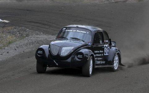 BRA: Frode Leirhol fra NMK Valdres på tredjeplass i B-finalen.