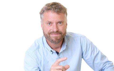 NY LEDER: Steffen Tretvoll Althand er utpekt som den nye lederen i Norsk vegansamfunn. Han vil ha veganisme inn i skolen, og forventer betydelige beløp i statsstøtte.