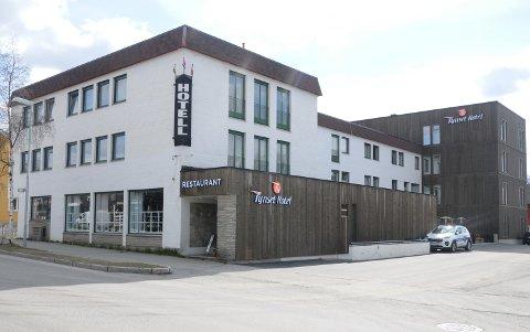 AVDEKKET AVVIK: Tynset kommune har pålagt Støholen Entreprenør AS uavhengig kontroll av den nye hotellfløyen i forbindelse med feil og mangler som ble avdekket etter branntilsyn i april.