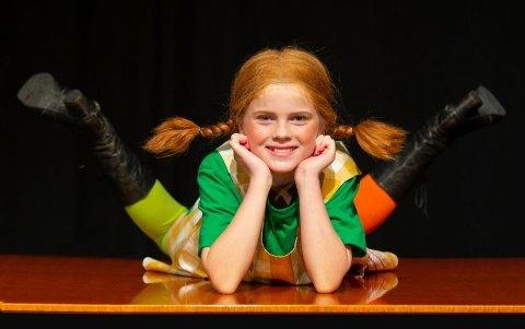 KLARE TIL VÅREN: Pippi Langstrømpe får ny premièredato 19. mars. Det er leder for Fantasia Amatørteater Monica Melbye glad for. – Vi er veldig fornøyd med at vi fikk muligheten til å spille Pippi på nyåret, sier hun.