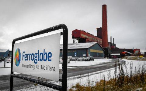 Ferroglobe Mangan Norway as ser fram til å komme i gang med produksjonen igjen, i uke 11.