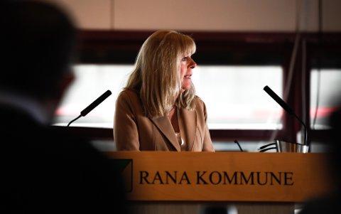 Anne Sofie Urke fra KrF peker først og fremst på Hans-Olav Syversen som KrFs neste leder, men har ikke noe imot verken Olaug Bollestad eller Dag Inge Ulfstein. Arkivfoto.