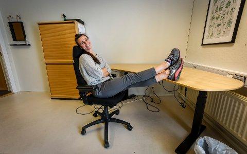 - Jeg jobber med hodet til folk uansett om de vil gå ned i vekt, stresse mindre eller få mer energi. Alt handler om det samme, men hver og en er unik og trenger forskjellige verktøy for å lykkes, sier Agnethe Bjørkhaug.