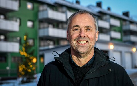 Eiendomsmeglere Finn Hugo Amundsen tror Freyrs etablering vil føre til bonanza for entreprenører og eiendomsmarkedet. - Alle vil nyte godt av dette, sier han.
