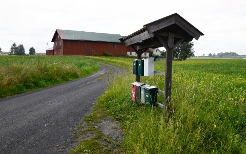 Nå kan det bli 250 meter til postkassene.