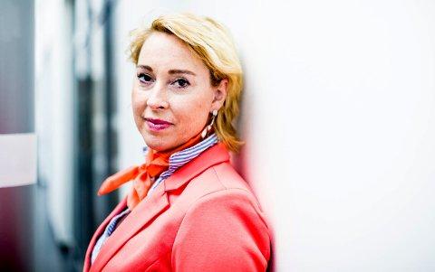 SER FRAMOVER: Lise Katrine Askvik hadde håpet på flere stemmer, men lar seg ikke knekke.