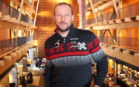 PUNKTUM FINALE: Aksel Lund Svindal har ett renn igjen av sin alpinkarriere. VM-utforen i Åre. Samme sted som han for 12 år siden tok sitt første VM-gull.                                      FOTO: MORTEN SVESENGEN