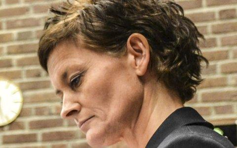 Anne Strømøy.