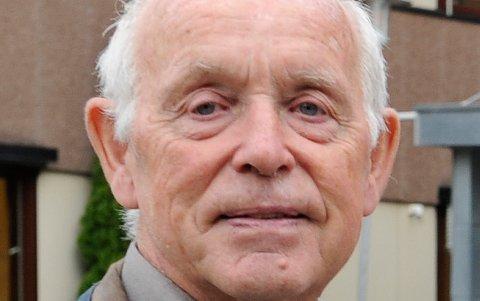 Ragnar Klavenes.