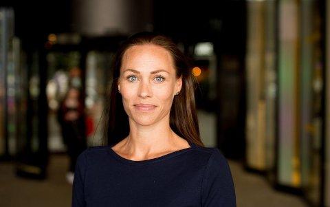 FOLK GRUER SEG TIL REGNINGEN:  Det viktigste er å få full oversikt så fort som mulig, sier Cecilie Tvetenstrand, forbrukerøkonom i Danske Bank.