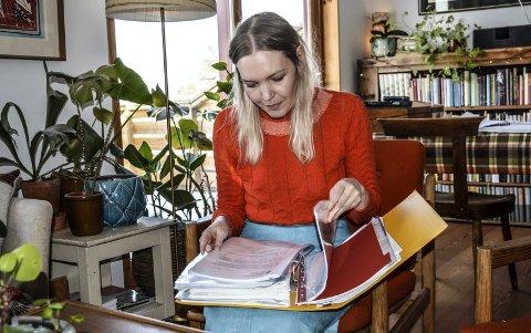 LANGVARIG: Prosessen mellom Hanne Westrum Hvammen og Sandefjord kommune, som endte med stevning 23 desember i fjor, har pågått siden hun var lærer på Krokemoa skole i 2012.