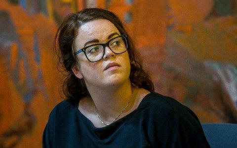 AP-LEDER: Desiré Craggs er leder i Sarpsborg Arbeiderparti. .