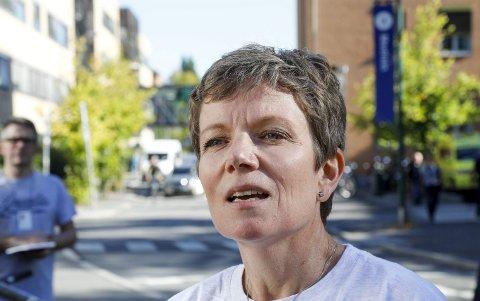Overtid: – Det er de ansatte som betaler prisen når det ikke er tillatt å føre overtid, sier Marit Hermansen. Foto: NTB scanpix