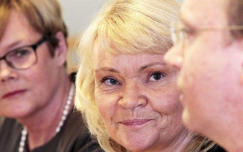 Kritisk: Kari Kjønaas Kjos (Frp) mener flere kommuner har en vei å gå før kreftpasienter får en fullverdig oppfølging. Foto: NTB scanpix