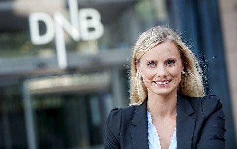Bekymret: Forbrukerøkonom Silje Sandmæl i DNB er bekymret for de unges kunnskap om økonomi. Foto: NTB scanpix