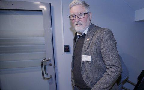 SKUFFET: Tor-Arne Solbakken er skuffet over svaret. FOTO: NTB