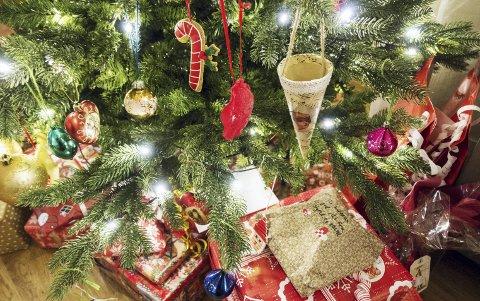 – Julen er barnas tid og skal bringe ulike fellesskap sammen, sier Aps Masud Gharahkhani.