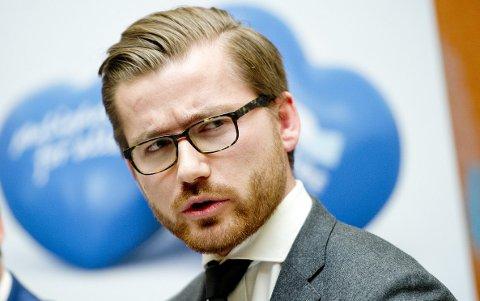 Venstres Sveinung Rotevatn må forlate Stortinget.